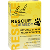 General Purpose Syringes 20mL: Bach - Flower Remedies Rescue Remedy Stress Relief For Pets - 10 ml