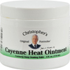 Dr. Christopher's Dr. Christophers Cayenne Heat Ointment - 4 fl oz HGR 0411538