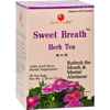 Sweet Breath Herb Tea - 20 Tea Bags