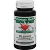 Kroeger Herb Bilberry - 90 Vegetarian Capsules HGR 0419838