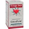 Kroeger Herb CircuFlow - 270 Capsules HGR 0419929