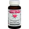 Cough Cold Tablets Capsules: Kroeger Herb - Female Balance - 100 Capsules