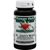 Kroeger Herb St Johns Wort - 90 Vegetarian Capsules HGR 0420414