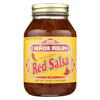 Senor Fields Fire Roasted Red Salsa - Hot - Case of 12 - 32 oz.. HGR 0426288