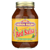 Senor Fields Fire Roasted Red Salsa - Mild - Case of 12 - 32 oz.. HGR 0426320
