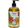soaps and hand sanitizers: Pure Life - Shampoo Papaya - 14.9 fl oz