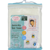 Earth Therapeutics Quick Dry Hair Towel - 1 Piece HGR 0429506