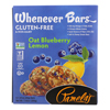 Pamela's Products Oat Whenever Bars - Blueberry Lemon - Case of 6 - 1.41 oz.. HGR 0429738