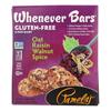 Pamela's Products Oat Spice Whenever Bars - Raisin Walnut - Case of 6 - 1.41 oz.. HGR 0430140