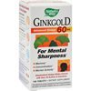 Nature's Way Ginkgold - 100 Tablets HGR 0435727