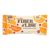 Nugo Nutrition Bar - Fiber dLish - Orange Cranberry - 1.6 oz.. Bars - Case of 16 HGR 0437764