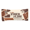 Bar - Fiber dLish - Chocolate Brownie - 1.6 oz.. Bars - Case of 16