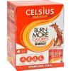 Celsius Calorie Burning Drink - Sparkling Cola - 4/12 oz HGR 0441006