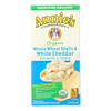 Annie's Homegrown Homegrown Macaroni and Cheese - Organic - Whole Wheat Shells and White Cheddar - 6 oz - case of 12 HGR 0441527
