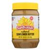 Sunbutter Sunflower Butter - Natural - Case of 6 - 16 oz.. HGR0441949