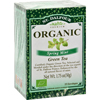 Clean and Green: St Dalfour - Organic Green Tea Spring Mint - 25 Tea Bags - Case of 6