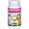 Maxi Health Kosher Vitamins Maxi Health Chewable Kiddievite Natural Strawberry - 90 Chewables HGR 0442988