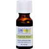 Aura Cacia Pure Essential Oil Carrot Seed - 0.5 fl oz HGR 0444646