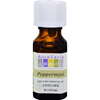Aura Cacia Pure Essential Oil Peppermint - 0.5 fl oz HGR 0445544