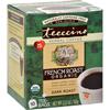 Tea Brewers Dispensers Tea Filters: Teeccino - French Roast Herbal Coffee Dark Roast - 10 Tea Bags - Case of 6