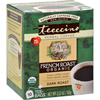Clean and Green: Teeccino - French Roast Herbal Coffee Dark Roast - 10 Tea Bags - Case of 6