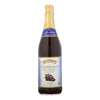 Sparkling Juice - Kosher Grape - Case of 12 - 750 ml