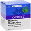Derma E Hyaluronic Acid Night Creme - 2 oz HGR 452938