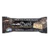 Nugo Nutrition Bar - Dark - Mocha Chocolate - 50 g - Case of 12 HGR 0454322