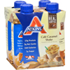 Atkins Advantage RTD Shake Cafe Caramel - 11 fl oz Each / Pack of 4 HGR 0457887