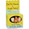 Skin Protectants Childrens: Earth Mama Angel Baby - Bottom Balm - 2 oz