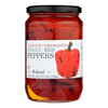 Roland Products Peppers - Roasted Red - Case of 12 - 24 oz.. HGR 0461806