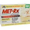 Met-Rx Meal Replacement - Vanilla - 40 Pack HGR 0468165