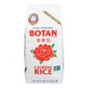 Botan Rice Rice - Calrose - Case of 8 - 5 lb. HGR 0471433