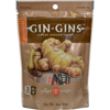Ginger People Gingins Chewy Hot Coffee Bags - Case of 24 - 3 oz HGR 0477356