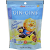 Ginger People Gingins Super Candy Bags - Case of 24 - 3 oz HGR 477398