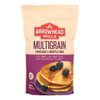 Arrowhead Mills Pancake and Waffle Mix - Natural Multigrain - Case of 6 - 26 oz.. HGR 0478479