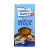 Kitchen Basics Seafood Stock - Case of 12 - 32 Fl oz.. HGR 0484089