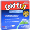 Cold-EEZE Cold Remedy Lozenges Mint Frost - 18 Lozenges HGR 0490102