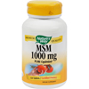 Nature's Way MSM - 1000 mg - 120 Tablets HGR 0496315