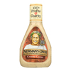 Newman's Own Organics Caesar Dressing - Creamy - Case of 6 - 16 Fl oz.. HGR 0496539