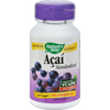 Nature's Way Acai - 60 Vegetarian Capsules HGR 0498360