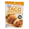Frontera Foods New Mexico Taco Skillet Sauce - New Mexico - Case of 6 - 8 oz.. HGR 0505214