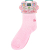 hgr: Earth Therapeutics - Aloe Socks Pink - 1 Pair