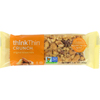 Think Products Thin Crunch Bar - Mixed Nuts - Case of 10 - 1.41 oz HGR 0508846