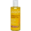 Jason Natural Products Vitamin E Pure Natural Skin Oil - 5000 IU - 4 fl oz HGR 0514026