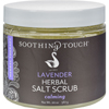 hgr: Soothing Touch - Salt Scrub - Lavender - 20 oz