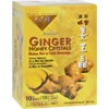 Prince of Peace Ginger Honey Crystals - 10 Tea Bags HGR 517953