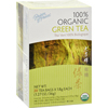 Prince of Peace Organic Green Tea - 20 Tea Bags HGR 517979