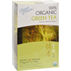 Prince of Peace Organic Green Tea - 100 Tea Bags HGR 517995