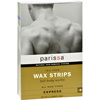 Parissa Mens Tea Tree Wax Strips - 20 Strips HGR 0522094